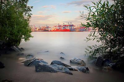 Photograph - Hamburg Dreams by Marc Huebner