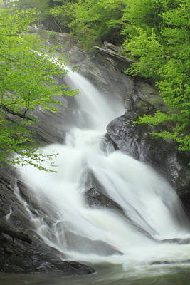 Townshend Photograph - Hamilton Falls Vermont High Water by John Burk