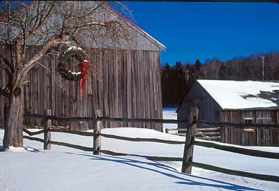 Photograph - Hamilton Farm by Paul Miller