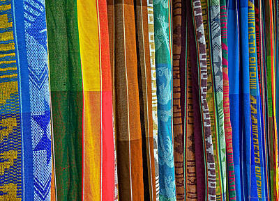 Photograph - Hammock Colors by Britt Runyon