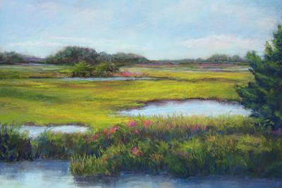 Painting - Hammonassett  Afternoon by Vikki Bouffard