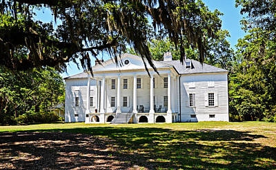 Photograph - Hampton Plantation by Linda Brown