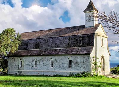 Photograph - Hana Church 4 by Dawn Eshelman