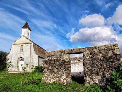 Photograph - Hana Church 8 by Dawn Eshelman
