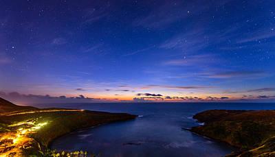 Photograph - Hanauma Bay Dawn by Jason Chu
