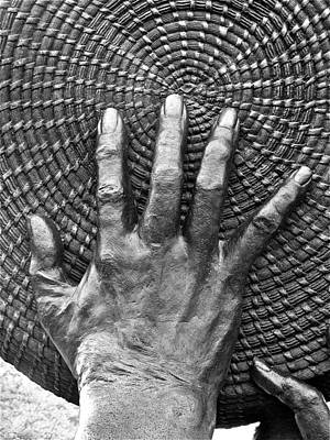 Photograph - Hand-i-work by Jean Wright