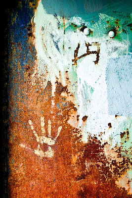Photograph - Hand by Ronda Broatch