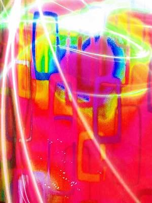 Etc. Digital Art - Hang It Anyway by HollyWood Creation By linda zanini