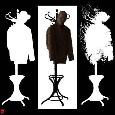 H.r. Giger Digital Art - Hanger For The Soul by Jakub DK