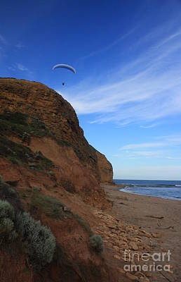 Photograph - Hanging At Bells Beach I by Amanda Holmes Tzafrir