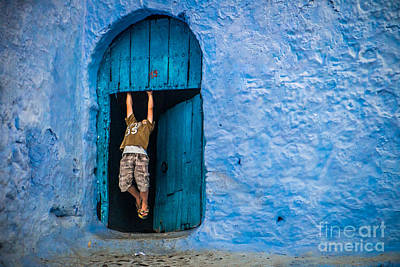 Sabino Photograph - Hanging In The Blue by Sabino Parente