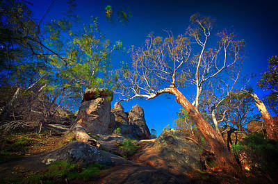 Photograph - Hanging Rock_06 by Tim Nichols