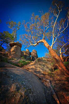 Photograph - Hanging Rock_07 by Tim Nichols