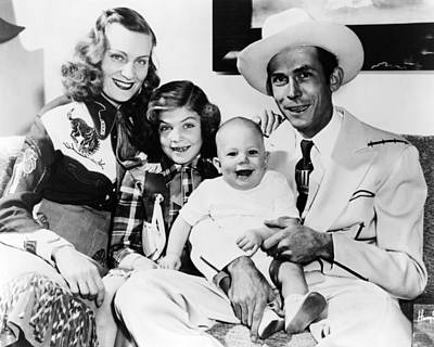 Williams Photograph - Hank Williams by Silver Screen