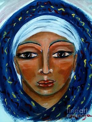 Painting - Hannah by Maya Telford