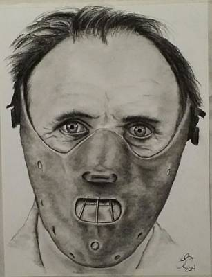 Olympic Sports - Hannibal Lector by Tim Brandt