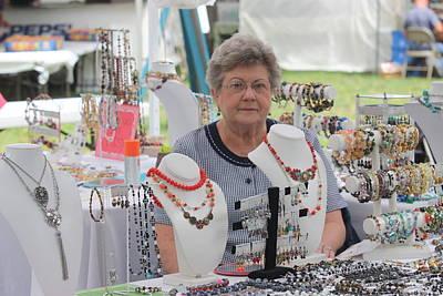 Photograph - Hannibal Vendor  2014 by  Kathy Cornett