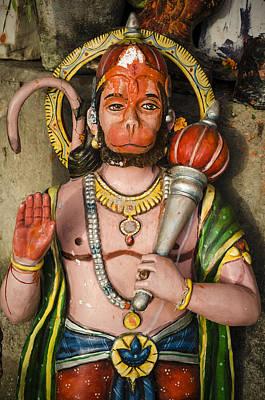 Photograph - Hanuman by Valerie Rosen