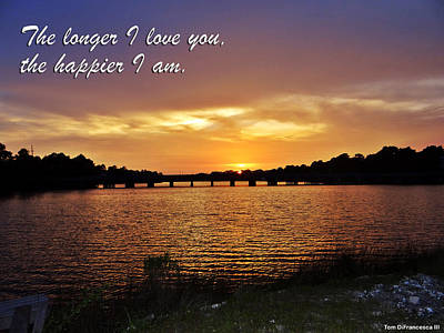 Photograph - Happier by Tom DiFrancesca