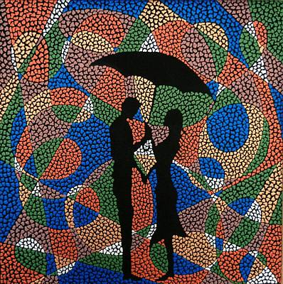 Painting - Happiness by Kruti Shah