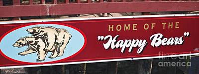 Rose - Happy Bears by Howard Stapleton