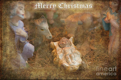 Photograph - Happy Birthday Jesus by David Arment