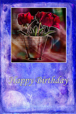 Photograph - Happy Birthday by Randi Grace Nilsberg