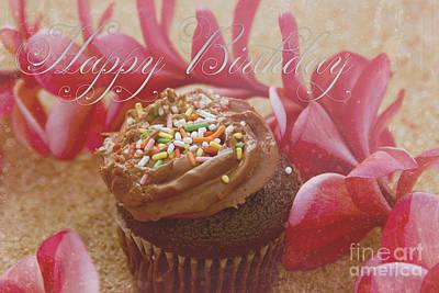 Digital Art - Happy Birthday by Sharon Mau