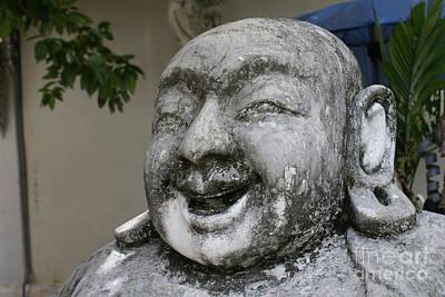 Budai Photograph - Happy Budai by Gregory Smith