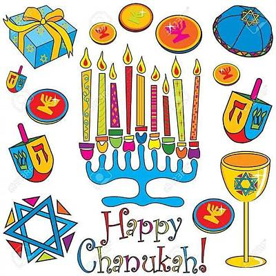 Photograph - Happy Chanukah by Stephanie Moore