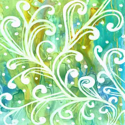 Painting - Happy Dance by Rosie Brown