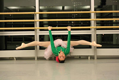 Dancer Photograph - Happy Dancing  by Wendy Potocki