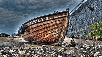Happy Days Art Print