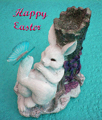 Photograph - Happy Easter Card 6 by Aimee L Maher Photography and Art Visit ALMGallerydotcom