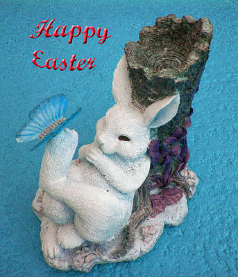 Photograph - Happy Easter Card 7 by Aimee L Maher Photography and Art Visit ALMGallerydotcom