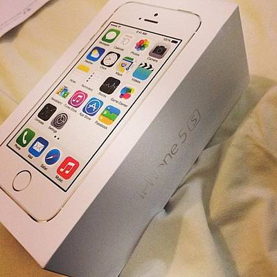 Iphone 5s Photograph - Happy Girl #yay #iphone #5s #ios #phone by Emma Carpenter