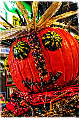 Photograph - Happy Halloween by Mike Martin