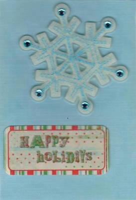 Happy Holidays Original