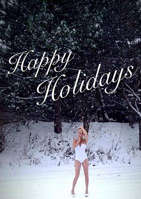 Photograph - Happy Holidays by Lisa Piper