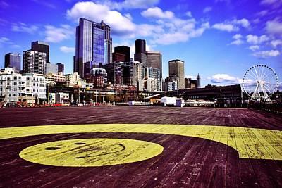 Happy In Seattle Original