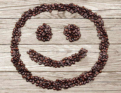 Photograph - Happy Java Face by Luke Moore