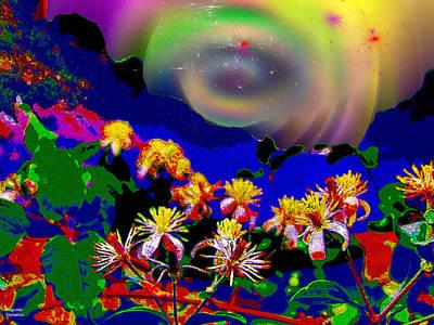 Digital Art - Happy Landscape by Augusta Stylianou