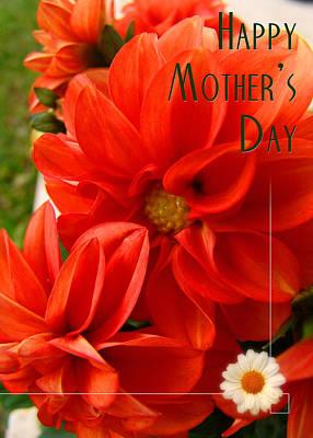 Happy Mother's Day 01 Art Print by Alessandro Della Pietra