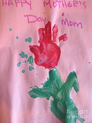 Beach House Signs - Happy Mothers Day Mom by Iyanuoluwa Adeshina