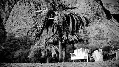 Classic Surf Spot Photograph - Happy Place At San Onofre by Richard Cheski