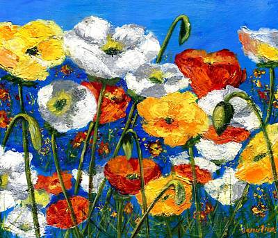 Painting - Happy Spring by Jamie Frier
