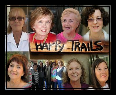 Photograph - Happy Trails by Regina Arnold