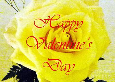 Up Up And Away - Happy Valentines Day by Barbie Corbett-Newmin