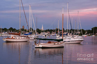 Photograph - Harbor View by Butch Lombardi