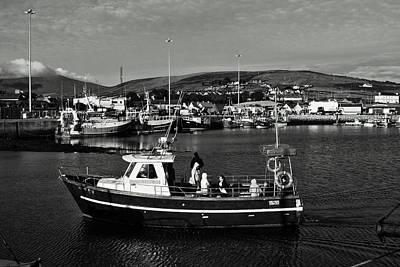 Harbour Bound Art Print